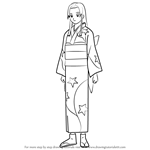 How to Draw Tokugawa Soyo from Gin Tama