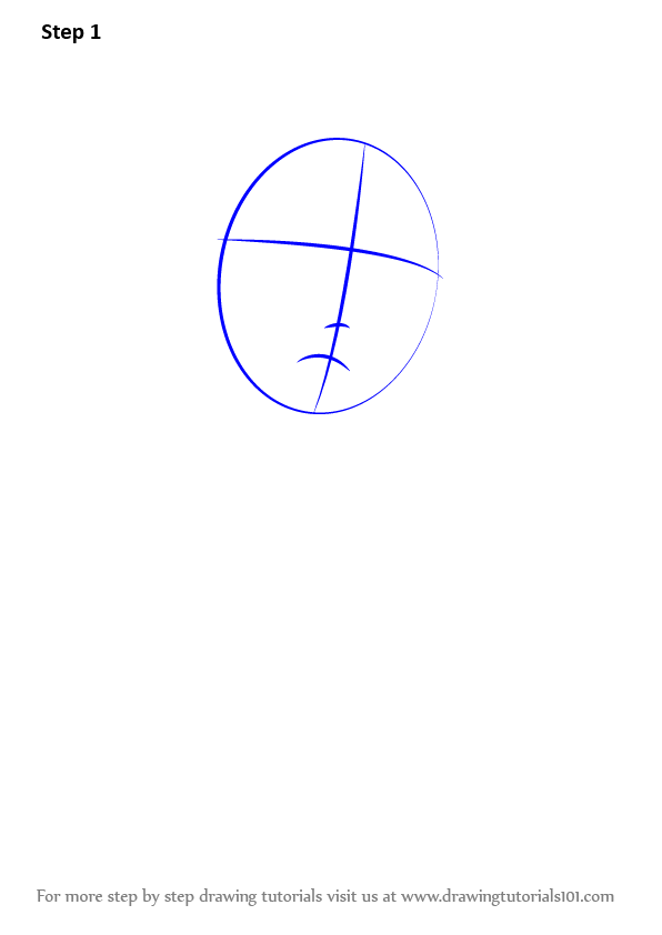 step by step how to draw a crown