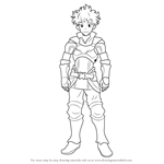 How to Draw Ranta from Hai to Gensou no Grimgar