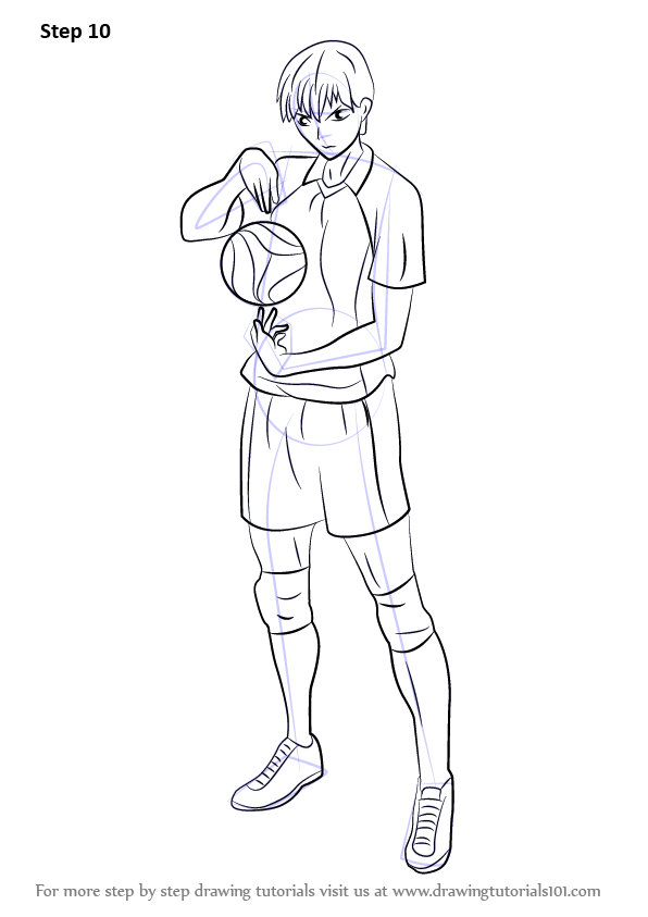 Learn How To Draw Tobio Kageyama From Haikyuu Haikyuu