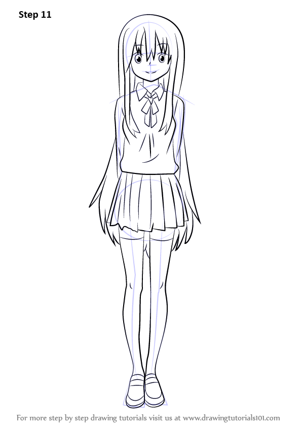Learn How to Draw Umaru Doma from