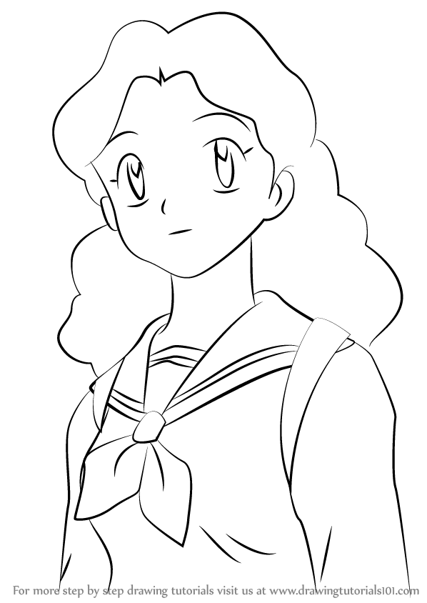 Learn to draw inuyasha characters