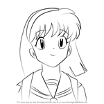 How to Draw Eri from Inuyasha