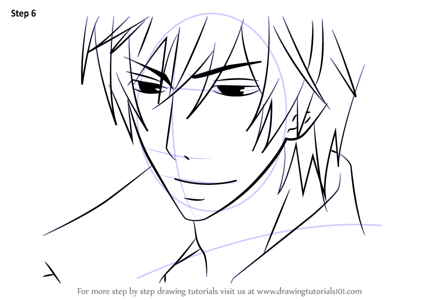 kyo coloring pages - photo#20