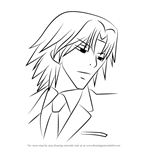 How to Draw Ryuuichiro Isaka from Junjou Romantica