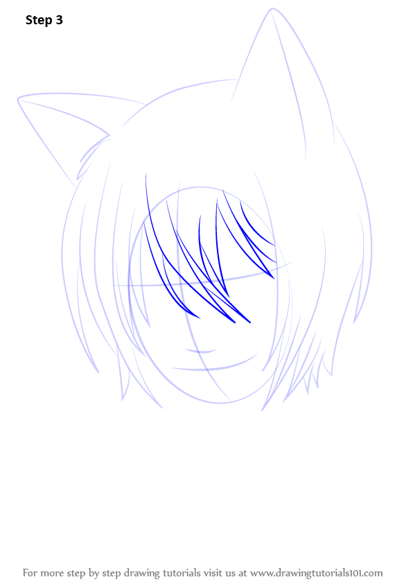 learn how to draw tomoe from kamisama hajimemashita  kamisama hajimemashita  step by step