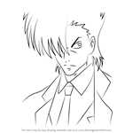 How to Draw Soichiro Kiryuin from Kill la Kill