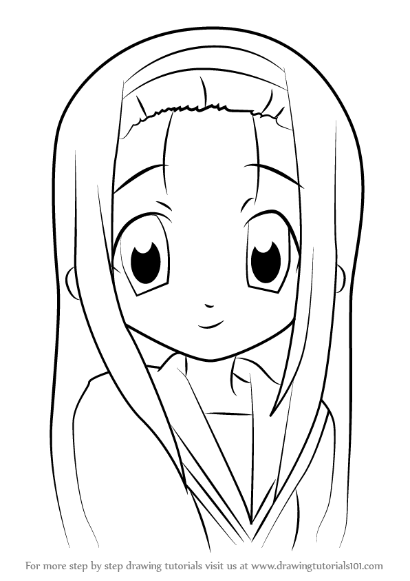 Learn How to Draw Ayano Minegishi