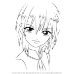 How to Draw Titus Alexius from Magi