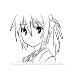 How to Draw Subaru Konoe from Mayo Chiki!