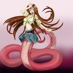 How to Draw Miia from Monster Musume