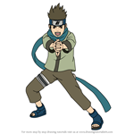 How to Draw Konohamaru Sarutobi from Naruto