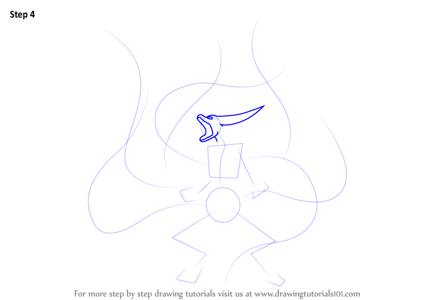 Learn How to Draw Kurama from Naruto (Naruto) Step by Step ... | 844 x 598 png 33kB