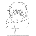 How to Draw Sasori from Naruto