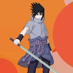 How to Draw Sasuke Uchiha from Naruto