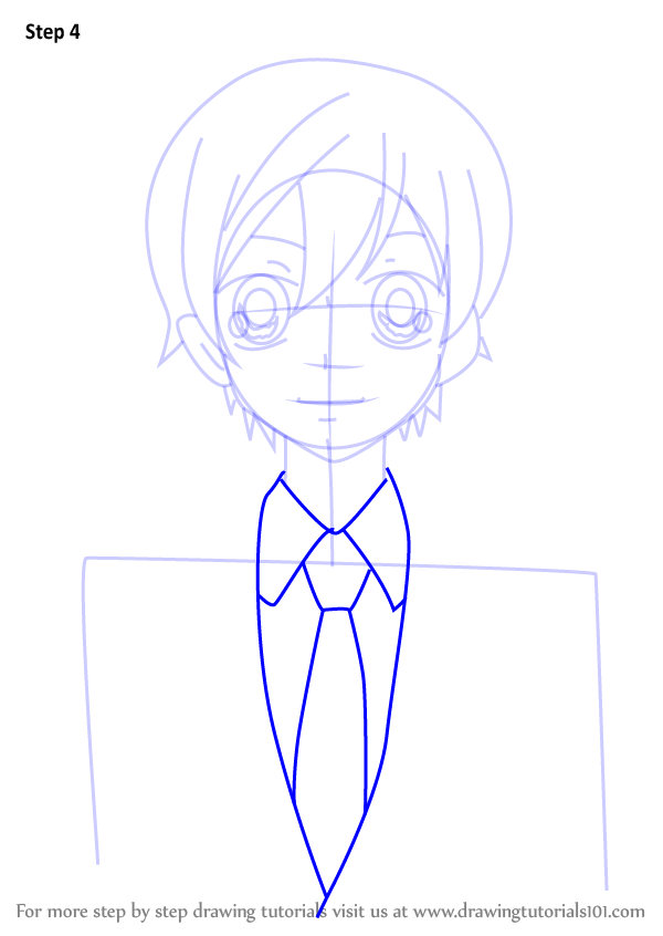 Learn How To Draw Haruhi Fujioka From Ouran High School