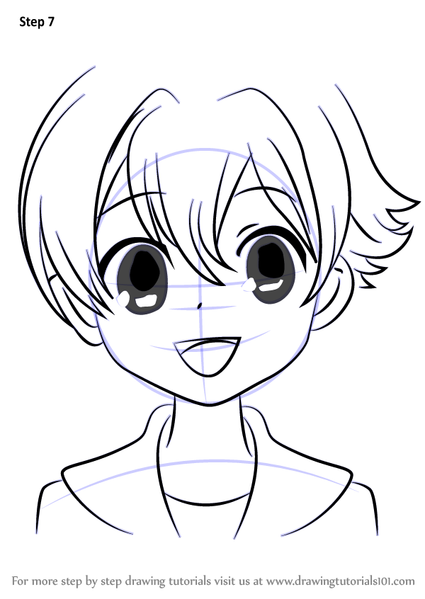 Learn How to Draw Honey from Ouran