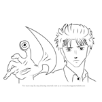 How to Draw Shinichi Izumi from Parasyte