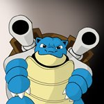 How to Draw Blastoise from Pokemon