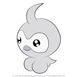How to Draw Castform from Pokemon