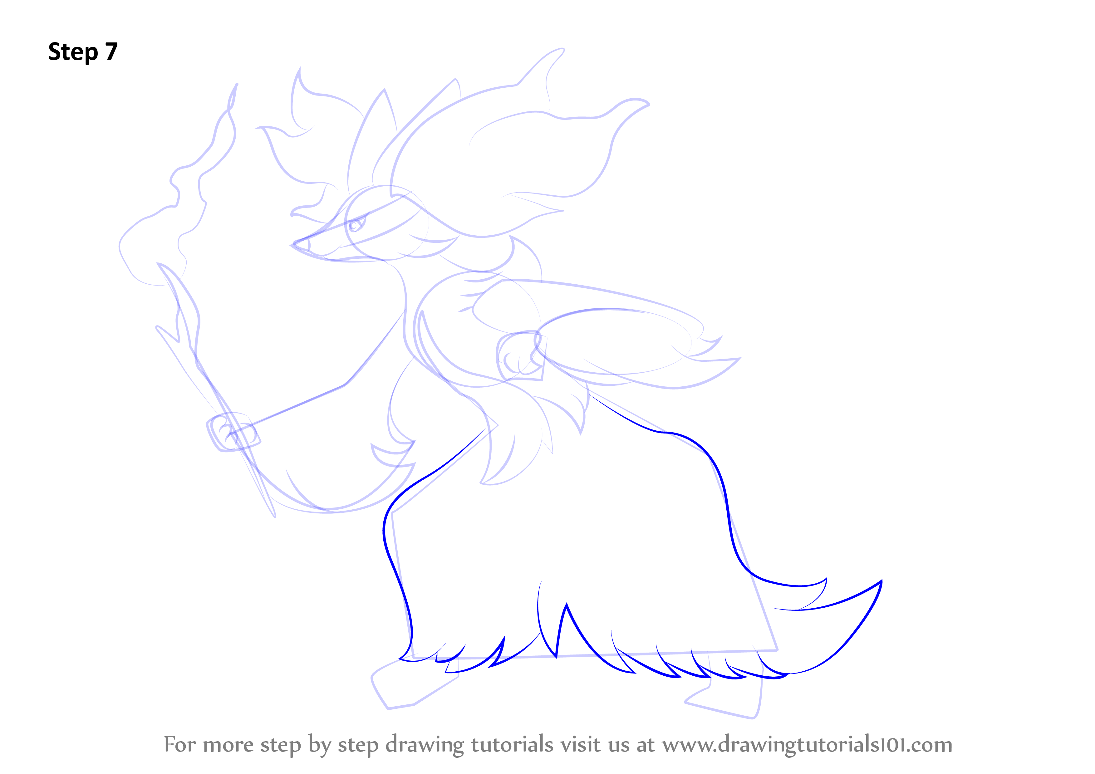 how to draw pokemon step by step videos