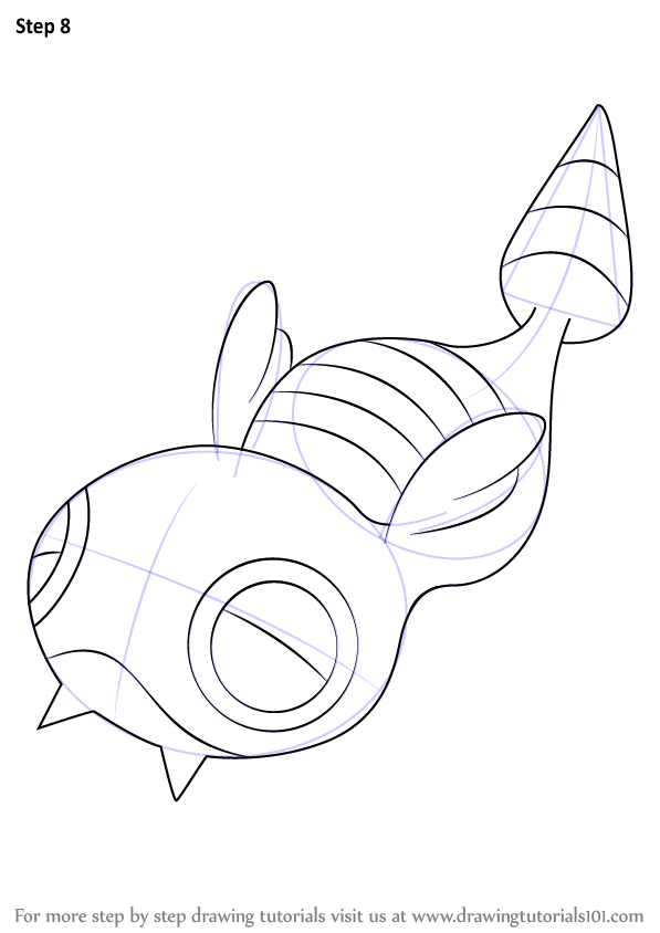 dunsparce pokemon coloring pages - photo#6