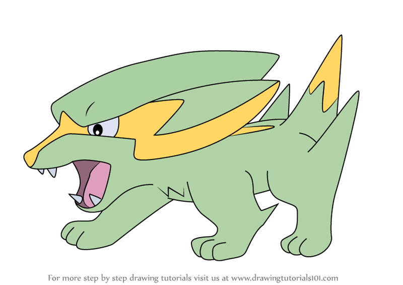 Learn How to Draw Electrike from