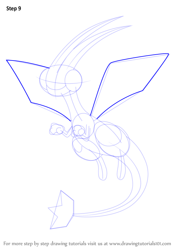 flygon coloring pages - photo#21