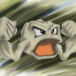 How to Draw Geodude from Pokemon
