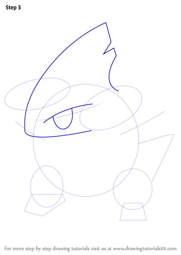 gible coloring pages - photo#19