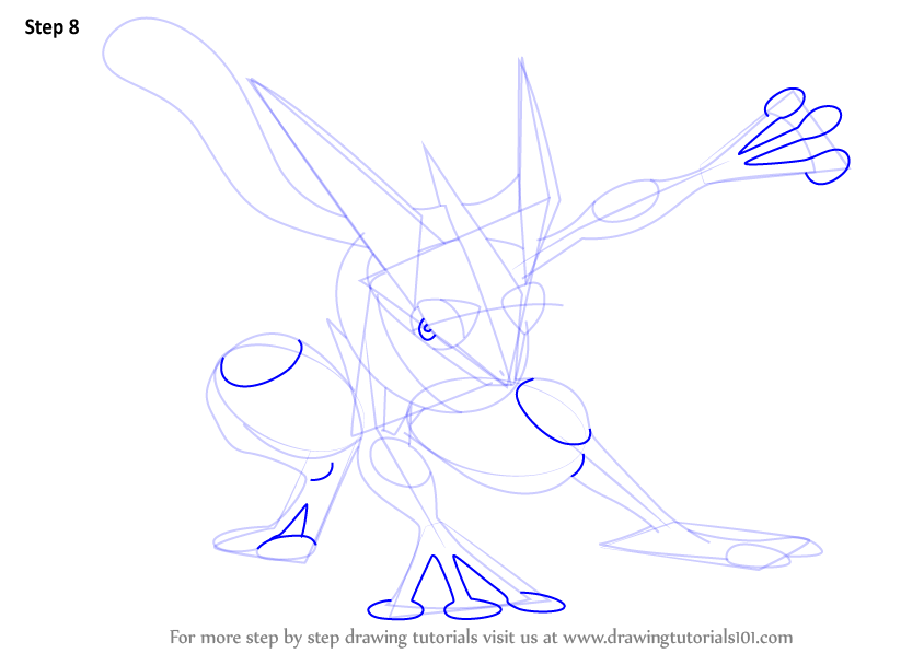 Learn How to Draw Gren...