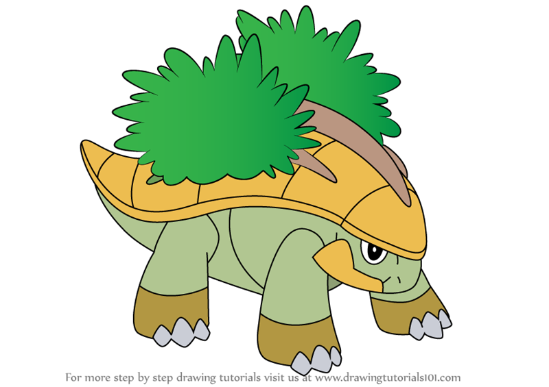 grotle coloring pages - photo#32