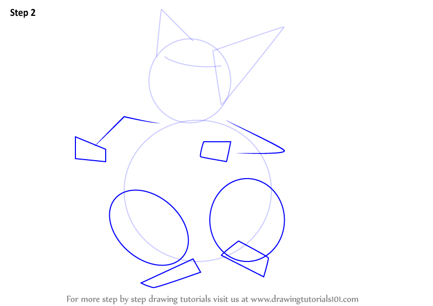 Learn How To Draw Grumpig From Pokemon Pokemon Step By Step Drawing Tutorials