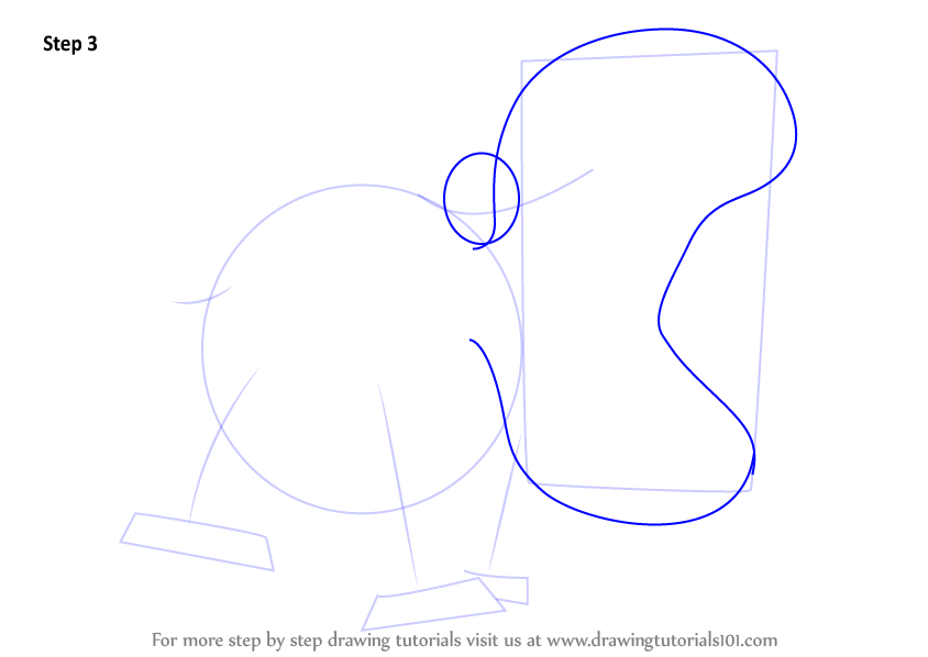 Learn How To Draw Hippowdon From Pokemon Pokemon Step By