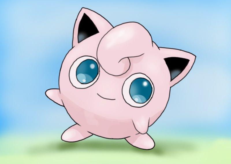 Learn how to draw jigglypuff from pokemon pokemon step by step how to draw jigglypuff from pokemon thecheapjerseys Image collections