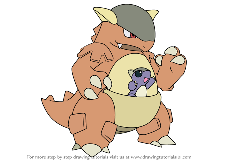 Pokemon Tauros Coloring Pages Images