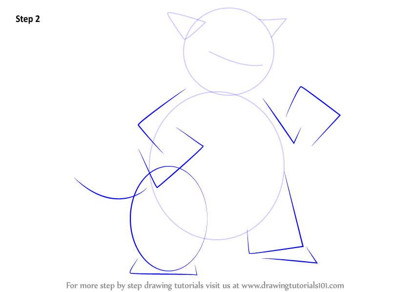 Kangaskhan Pokemon Coloring Pages Images