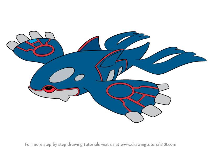 legendary pokemon to draw - photo #22
