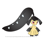 How to Draw Mawile from Pokemon