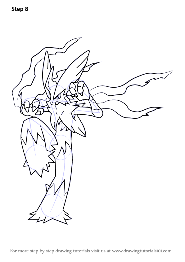 coloring pages blaziken - photo#24