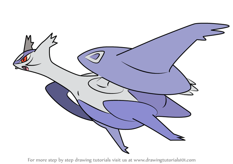 Pictures to draw mega drawing. Learn how latios from