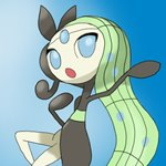 How to Draw Meloetta from Pokemon