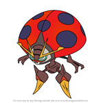 How to Draw Orbeetle from Pokemon