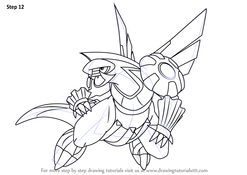 palkia coloring pages-#17