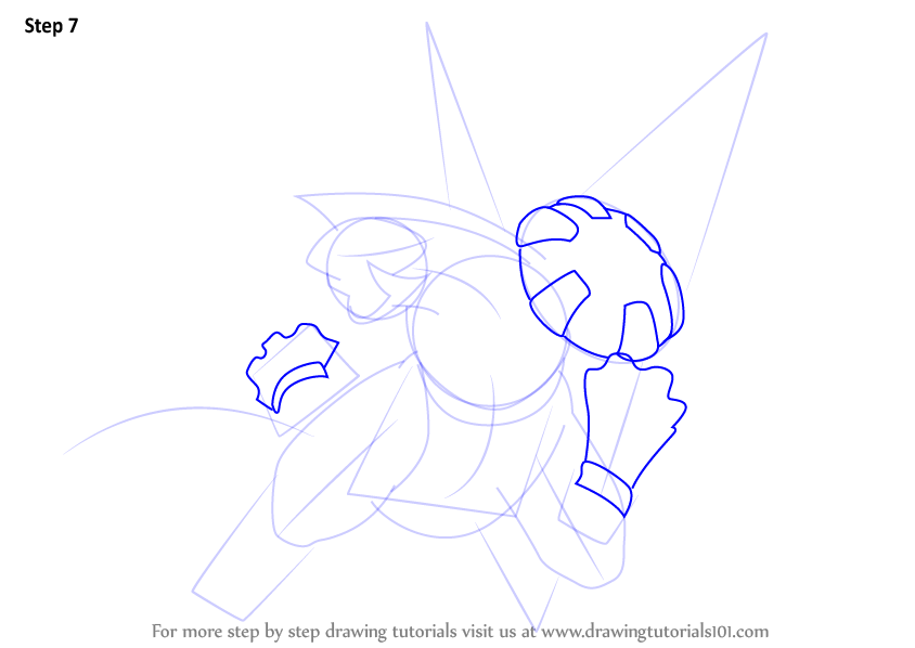 Learn How to Draw Palkia from Pokemon