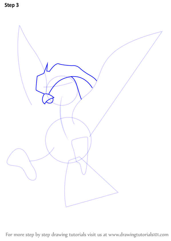 Learn How To Draw Pidgeotto From Pokemon Pokemon Step By