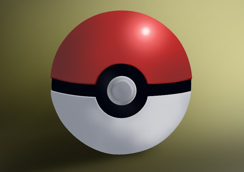 Learn How to Draw Pokeball from Pokemon (Pokemon) Step by Step ... How To Draw A Train For Kids Step By Step