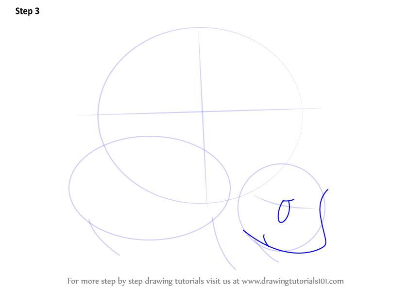how to draw pokemon heads