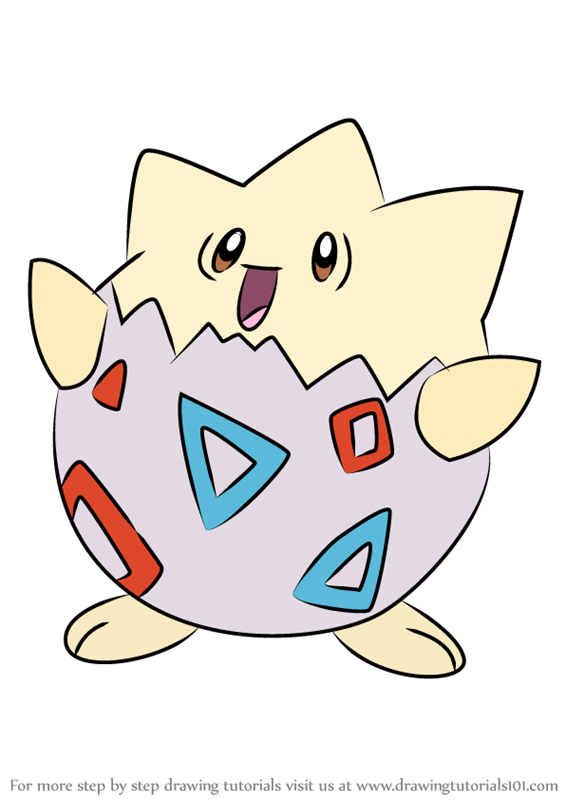 togepi coloring pages - photo#15