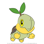 Turtwig from Pokemon